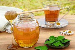 čaj s kamilicom i medom