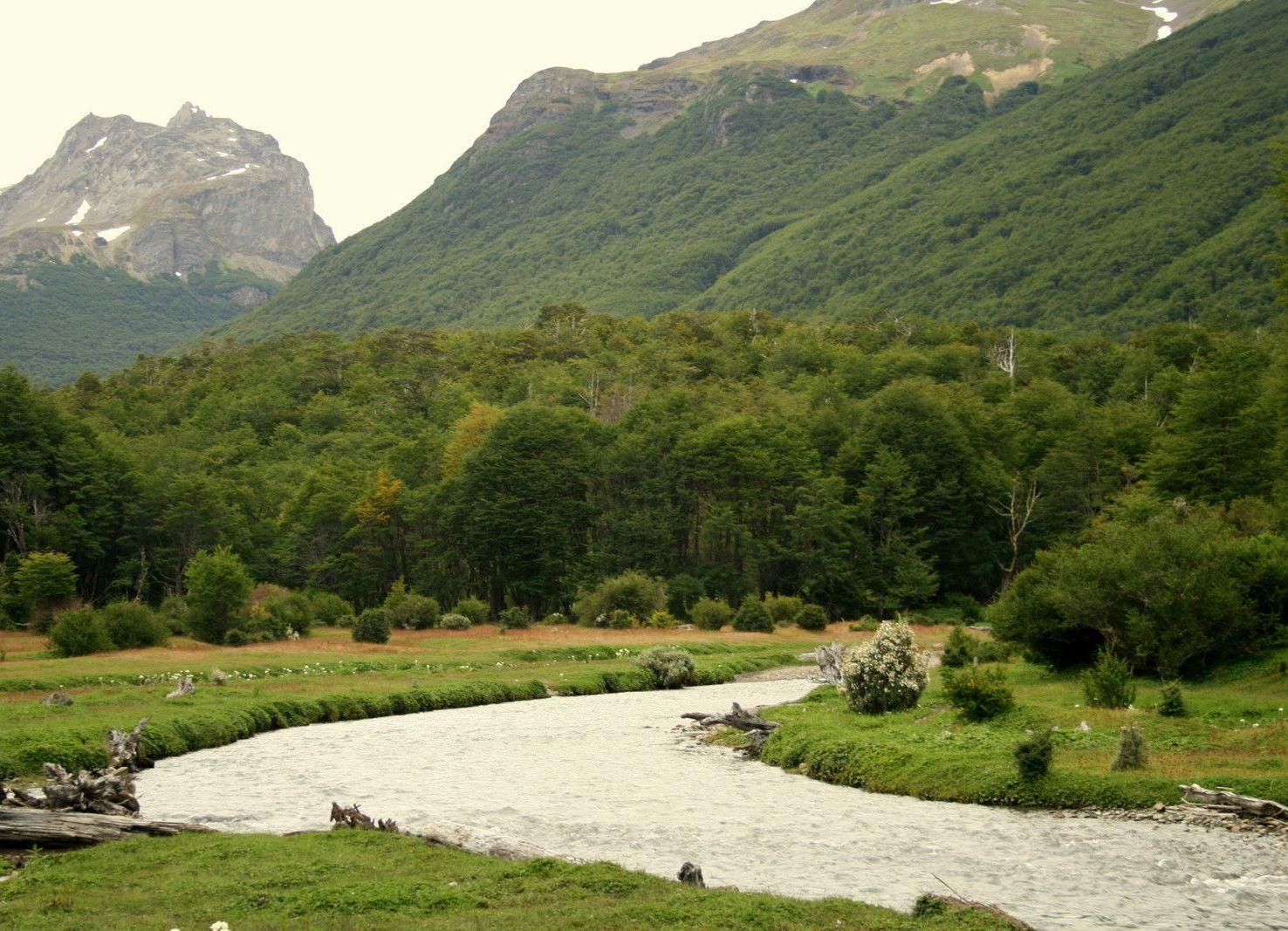Национальный парк Tierra del Fuego
