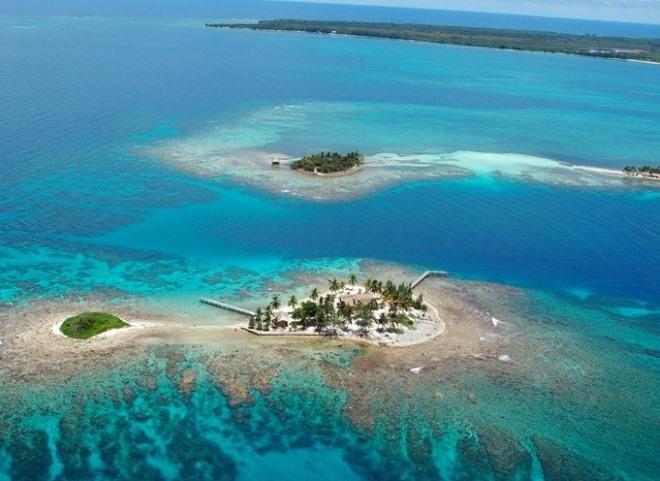 Самый маленький остров