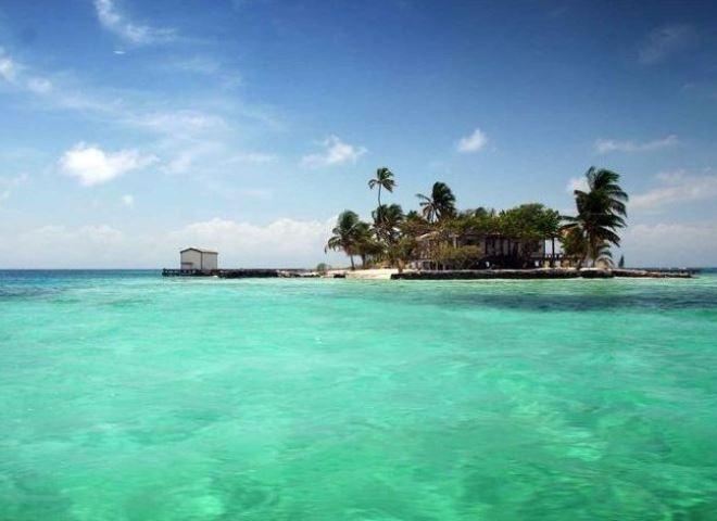 Райский уголок для отдыха