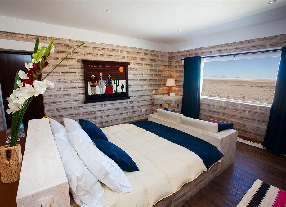 Номер в Hotel de Sal Luna Salada