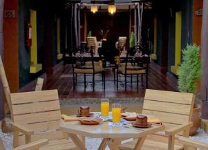 Mosoj Runas Restaurant