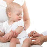 očkování v mateřské nemocnici