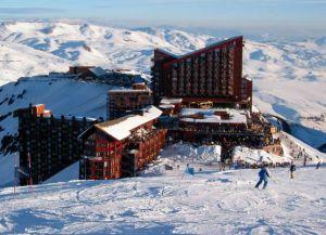 Один из самых современных чилийских курортов
