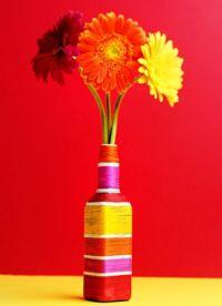 ваза от кутийка със собствените си ръце14
