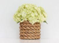ваза от кутийка на собствените си ръце17