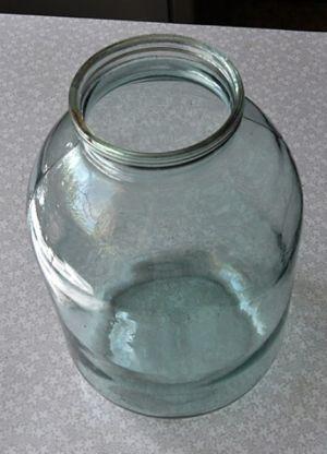 ваза от кутийка от вашите ръце1