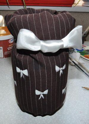 ваза от кутийка на вашите ръце7
