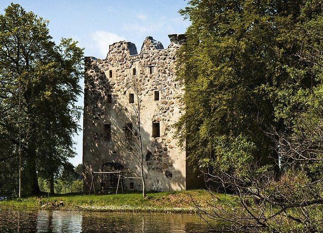 Замок Телеборг