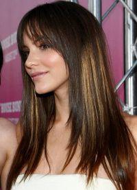 Podświetlanie włosów weneckich 7