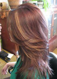 Podświetlanie włosów weneckich 8