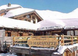 Ресторан La Marmotte