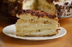 przepis na ciasto biszkoptowe proste