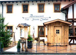 Restaurant Hot Stone Chalet