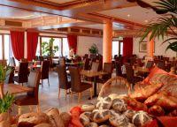 Hotel Belle-Vue Vianden  ресторан
