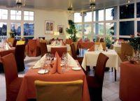 Le Belvedere Hotel Vianden ресторан