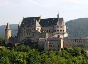 Замок Вианден
