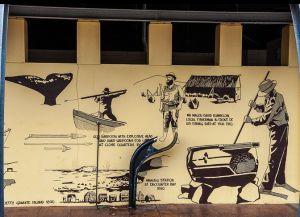 Исторические граффити