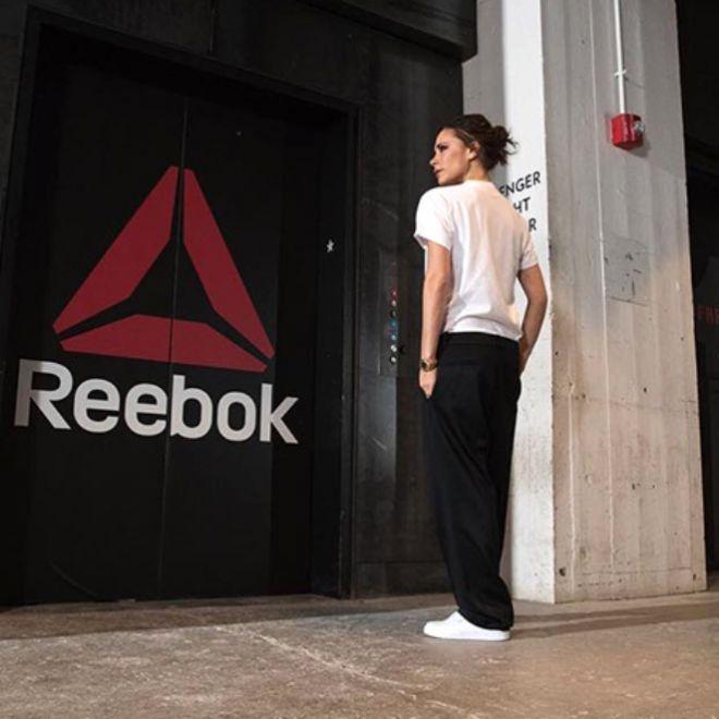 Виктория Бекхэм выпустит коллекцию совместно с Reebok