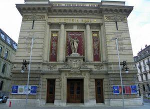 Виктория-холл Женева