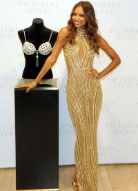 Жасмин представит Fantasy Bra на фэшн-шоу Victoria's Secret в Нью-Йорке