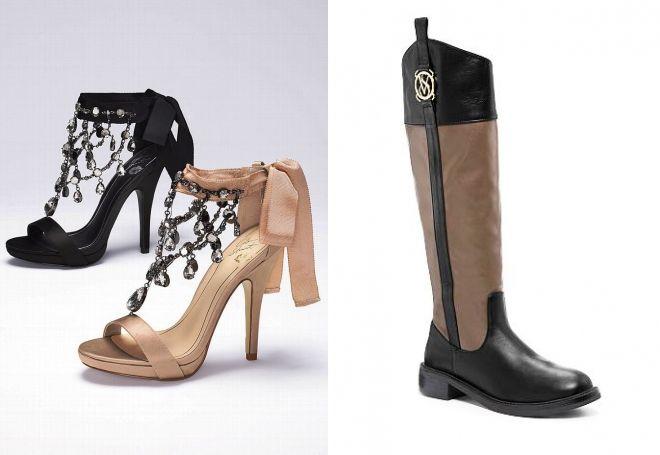 обувь victoria s secret