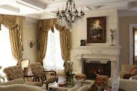 Victorian stilu u unutrašnjosti 1