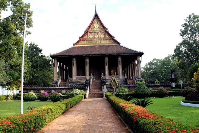 Ват Хо Пха Кео