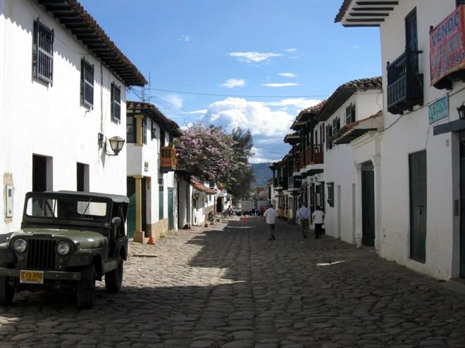 Колониальные улицы