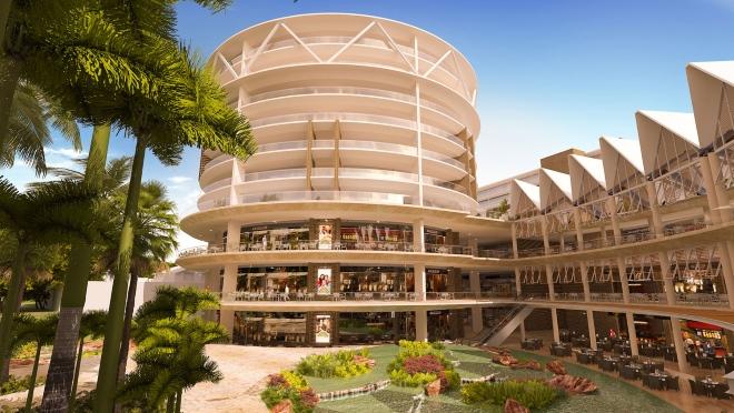 Primavera Urbana - крупный торговый центр в городе