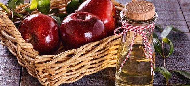 odchudzanie z ocet jabłkowy