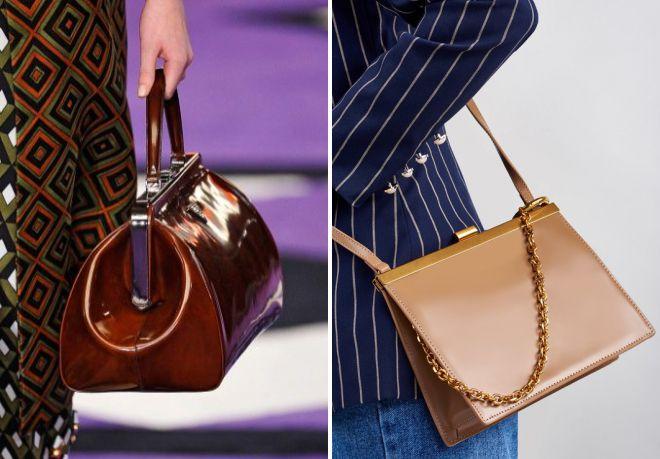 сумки в винтажном стиле
