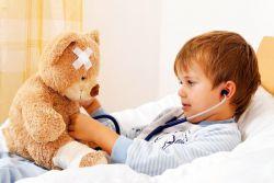 virusna infekcija kod djece
