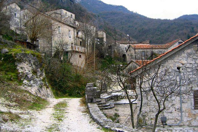 Историческая деревня Годинье