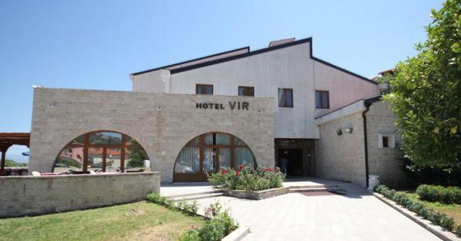 Отель Vir