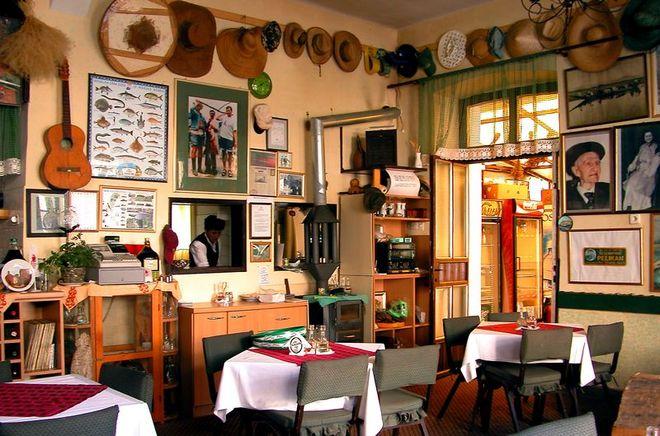 Ресторан Pelikan