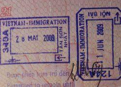 Obrada viza u Vijetnamu