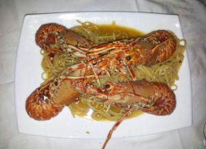 Блюдо в Piceri Italia