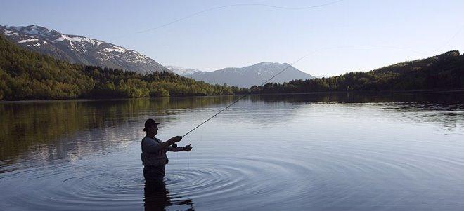 Рыбалка по-норвежски