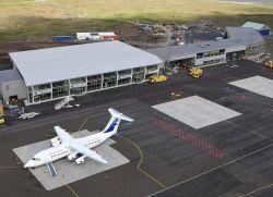 Самолет компании Atlantic Airways