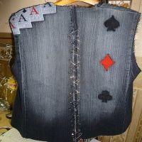 kamizelka ze starych jeans24