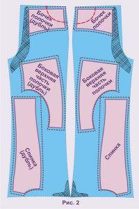 kamizelka ze starych jeansów2