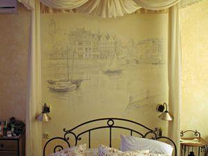 3. Malowanie ścian w sypialni