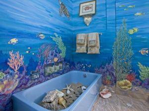 5. Malowanie ścian w łazience