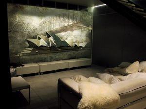 7. Malowanie ścian w salonie