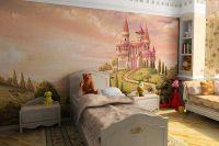 Malowanie ścian w pokoju dziecięcym1