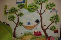 Malowanie ścian w pokoju dziecięcym3