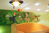 Malowanie ścian w pokoju dziecięcym 5