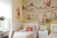 Malowanie ścian w pokoju dziecięcym 9