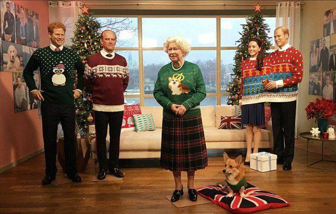 Члены королевской семьи готовы встречать Рождество